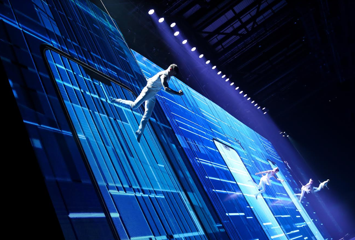 technology for stage design